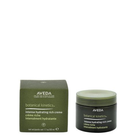 Aveda botanical kinetics Intensive hydrating rich creme 50ml - intensiv feuchtigkeitsspendende Gesichtscreme