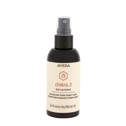 Aveda Chakra 2 Balancing body mist 100ml - Perfumed Body Lotion - Vitalität