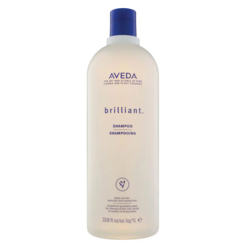 Aveda Brilliant Shampoo 1000ml