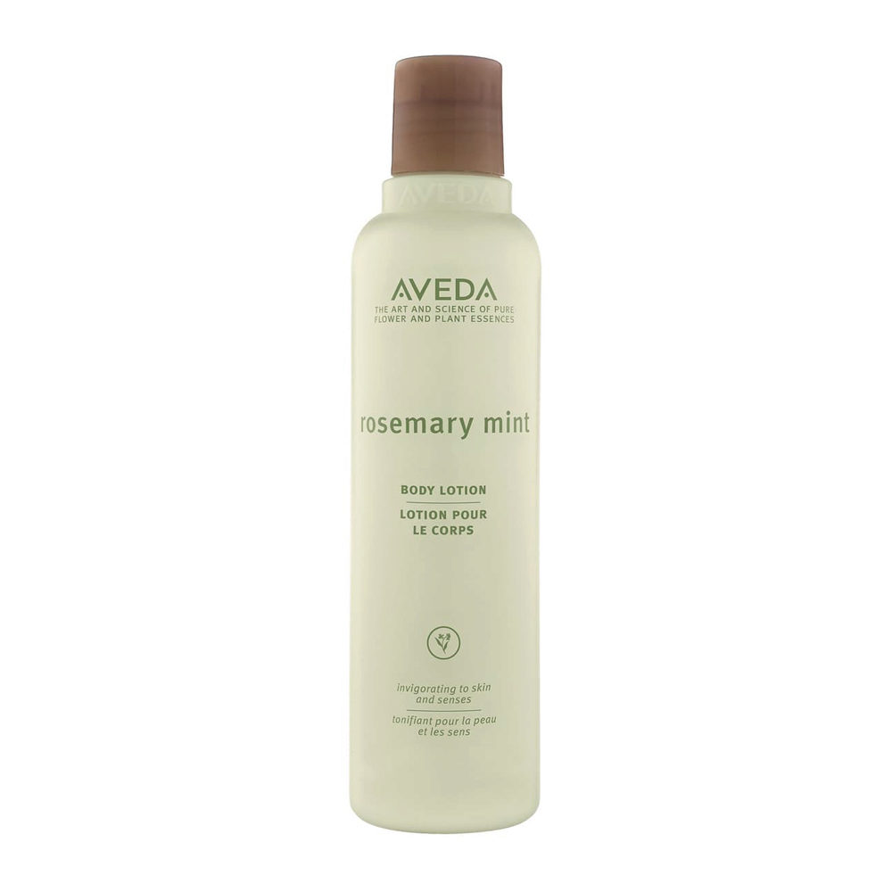 Aveda Bodycare Rosemary mint body lotion 200ml