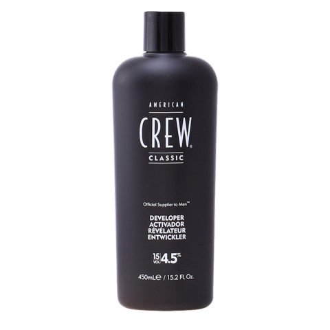 American Crew Classic Precision Blend Developer 15vol. 4,5%, 450ml - Sauerstoff