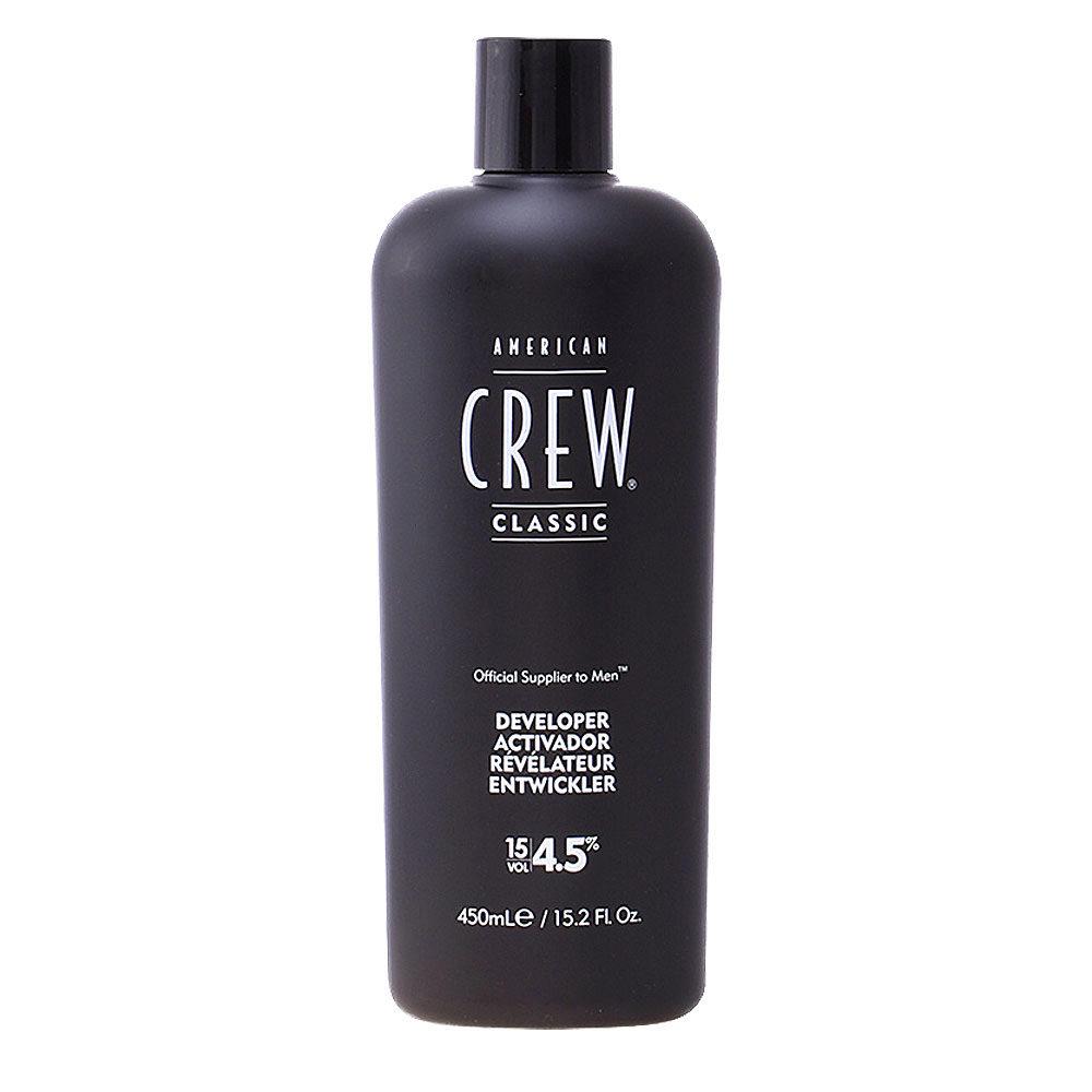 American Crew Classic Precision Blend Developer 15vol. 4,5%, 450ml -