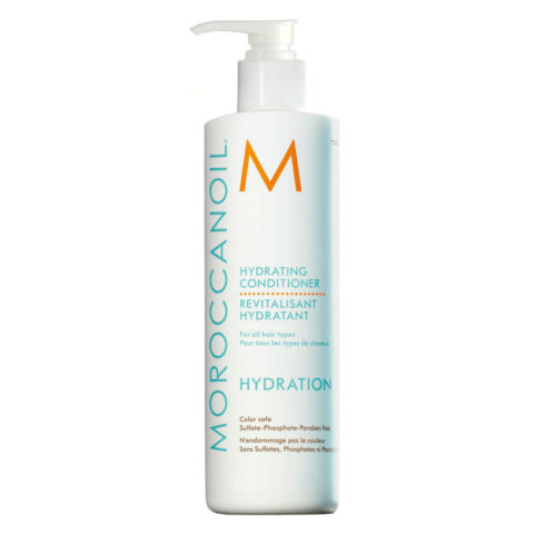 Moroccanoil Hydrating Conditioner 1000ml - Feuchtigkeitsspender Conditioner mit Arganöl