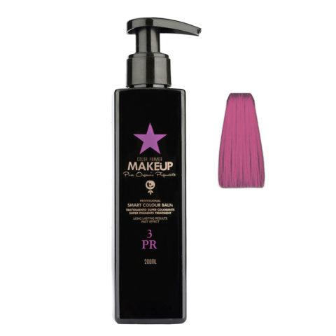 Tecna Make up Color Primer Smart Colour Balm 3PR plum 200ml