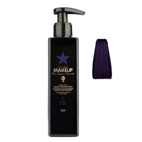 Tecna Make up Color Primer Smart Colour Balm 1PR purple 200ml