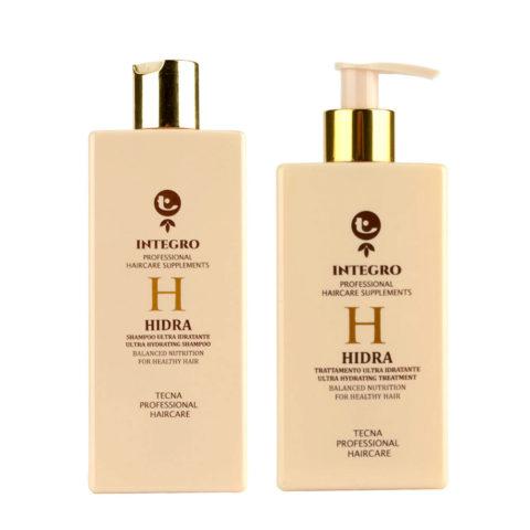 Tecna Integro Hidra Kit Shampoo 250ml Treatment 200ml