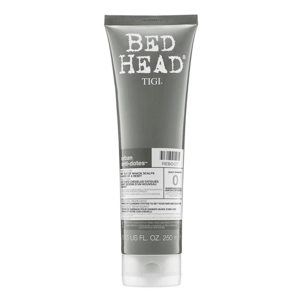 Tigi Bed Head Urban Antidotes 0 Reboot Shampoo 250ml - sensibler kopfhaut