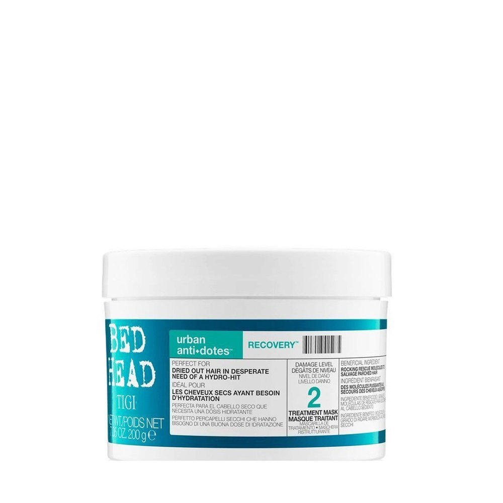 Tigi Urban Antidotes Recovery treatment mask 200gr
