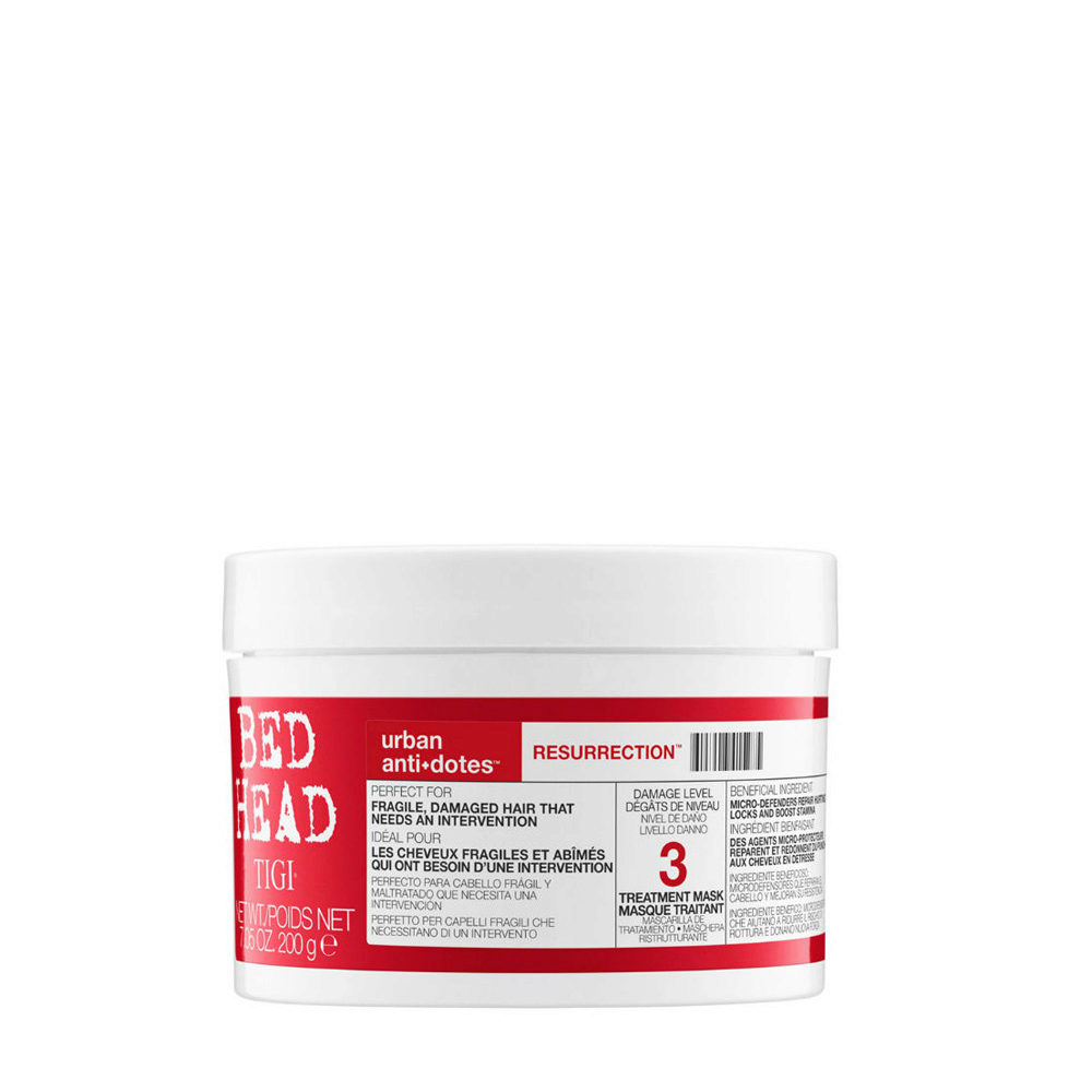 Tigi Urban Antidotes Resurrection treatment mask 200gr