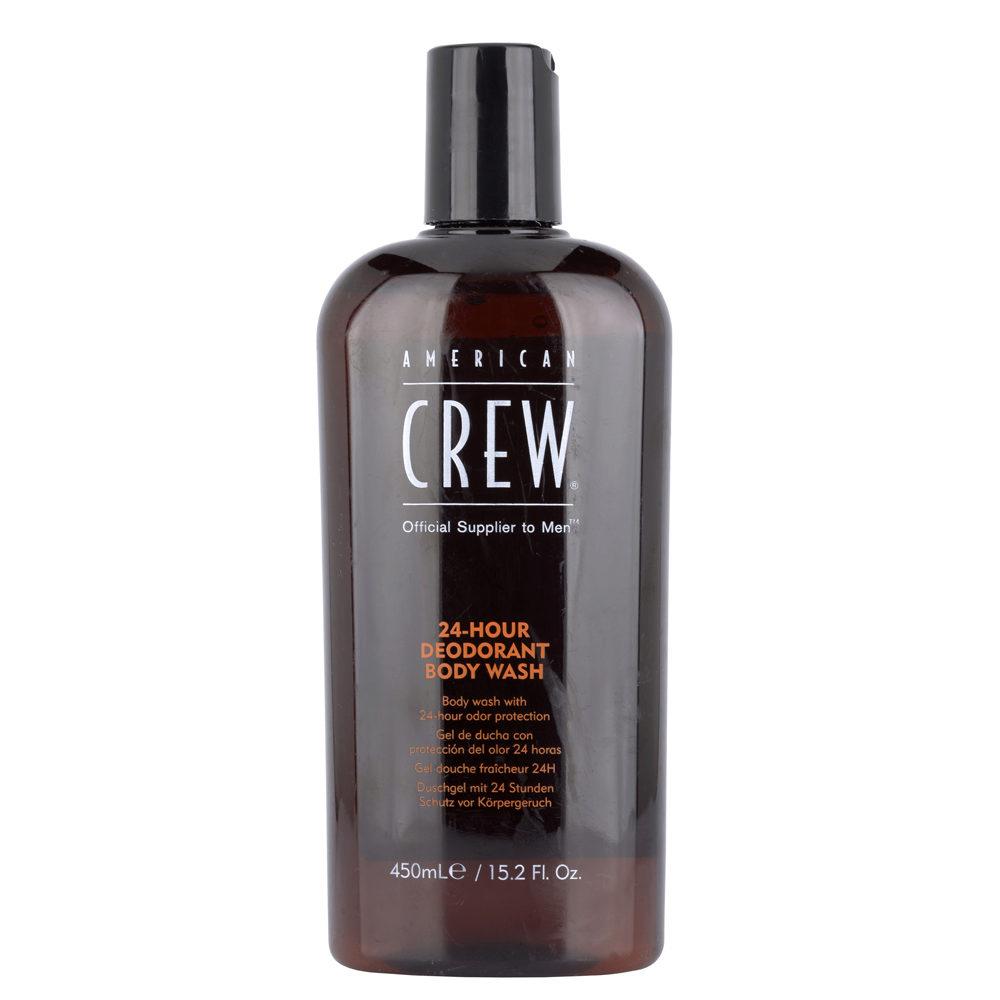 American Crew 24 hour deodorant Body wash 450ml - Schaumbad
