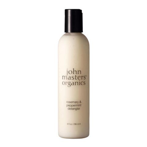 John Masters Organics Rosemary & Peppermint Detangler 236ml Entwirrende Haarspülung
