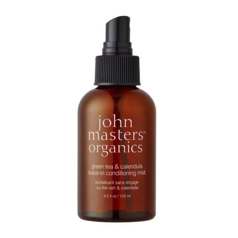John Masters Organics Green Tea&Calendula Leave-in Conditioning Mist 125ml