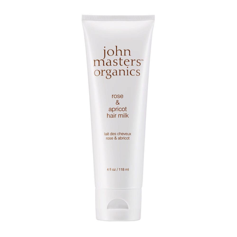 John Masters Organics Haircare Rose & Apricot Hair Milk 118ml