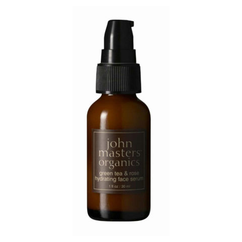 John Masters Organics Green Tea & Rose Hydrating Face Serum 30ml