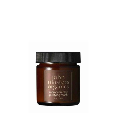 John Masters Organics Moroccan Clay Purifying Mask 57gr Reinigungsmaske