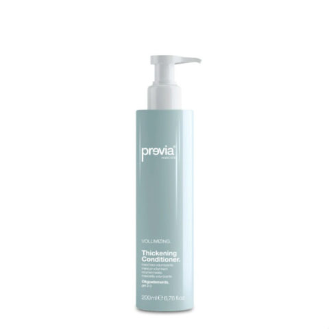 Previa Volumizing Thickening Conditioner 200ml