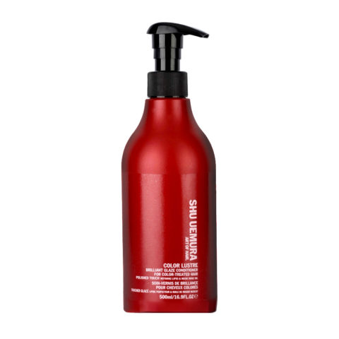 Shu Uemura Color lustre Brilliant glaze conditioner 500ml