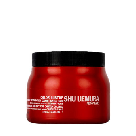 Shu Uemura Color lustre Brilliant glaze treatment masque 500ml