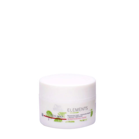 Wella Professionals Elements Renewing mask 150ml - haarmaske gegen