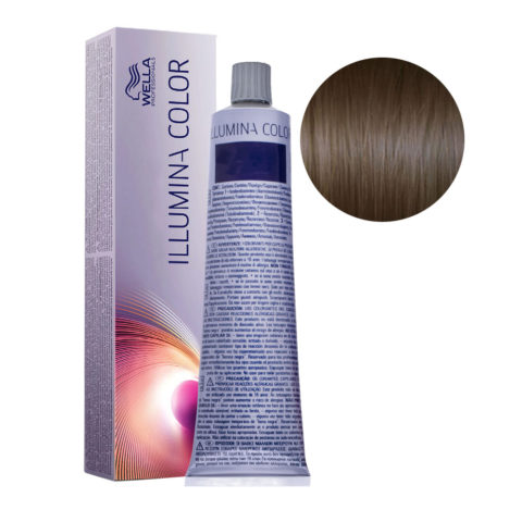 4/ Mittelbraun Wella Illumina Color 60ml
