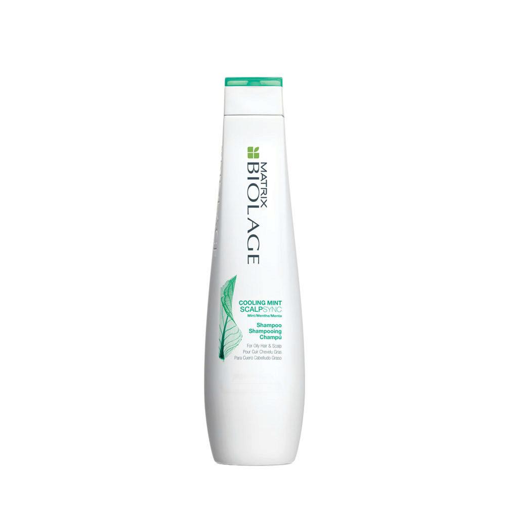 Biolage ScalpSync Cooling Mint Shampoo 250ml