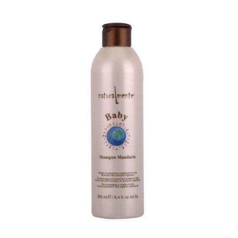 Naturalmente Baby Shampoo Mandarin 250ml - Shampoo Mandarine