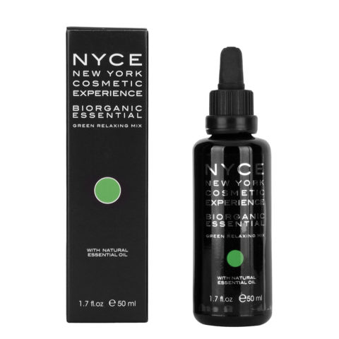 Nyce Biorganic essential Green relaxing mix 50ml - Entspannendes, ätherisches Öl