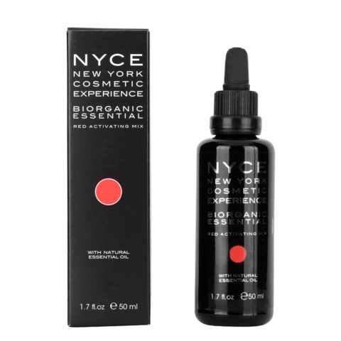 Nyce Biorganic essential Red activating mix 50ml
