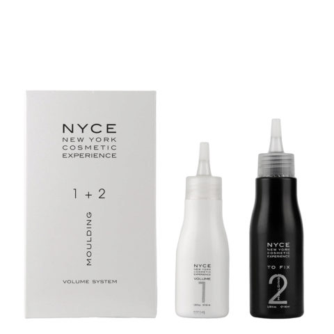 Nyce 1 2 Moulding Volume system Volume 50ml Fix 100ml - Volumen Pflege