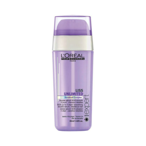 L'Oreal Liss unlimited Double serum SOS smooth 30ml