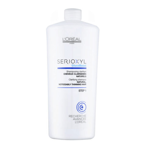 L'Oreal Serioxyl Clarifying shampoo normales Haar 1000ml