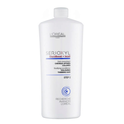 L'Oreal Serioxyl Bodifying conditioner coloriertes Haar 1000ml