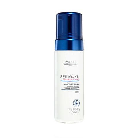 L'Oreal Serioxyl Aqua mousse Foam tech Densifying treatment coloriertes Haar 125ml