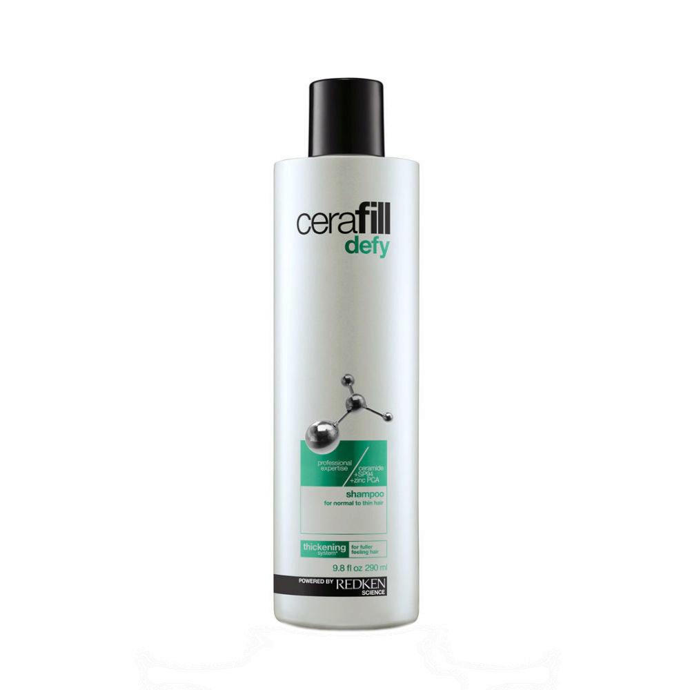 Redken Cerafill Defy Shampoo 290ml