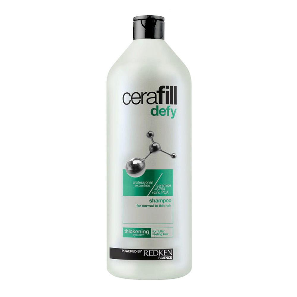 Redken Cerafill Defy Shampoo 1000ml