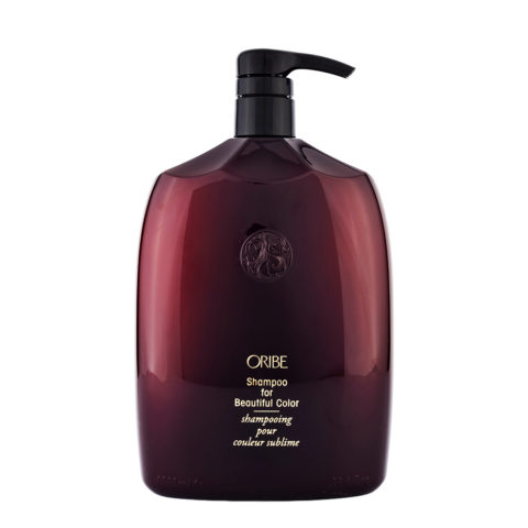 Oribe Shampoo for Beautiful Color 1000ml - shampoo für coloriertes Haar