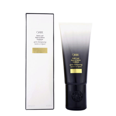 Oribe Gold Lust Repair & Restore Conditioner 200ml Reparatur und Wiederherstellung Conditioner