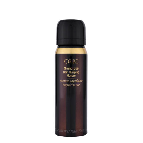 Oribe Styling Grandiose Hair Plumping Mousse Travel size 75ml - Reiseformat