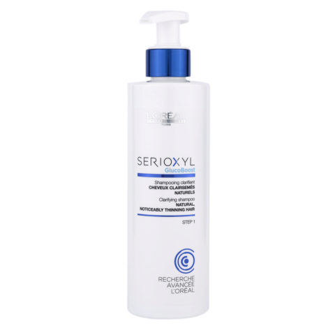 L'Oreal Serioxyl Clarifying shampoo normales Haar 250ml