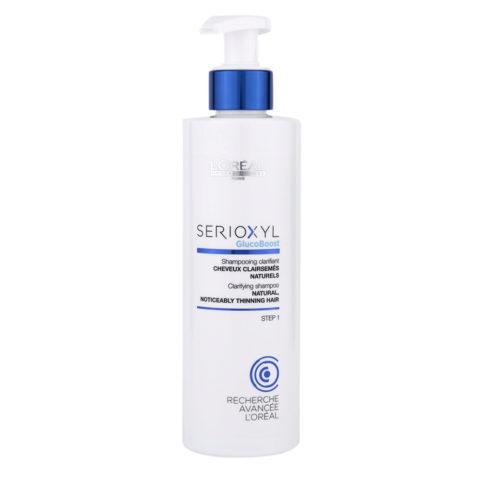 L'Oreal Serioxyl Clarifying shampoo normales Haar 250ml