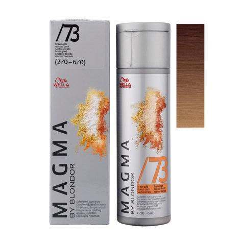 /73 Braun-gold Wella Magma 120gr