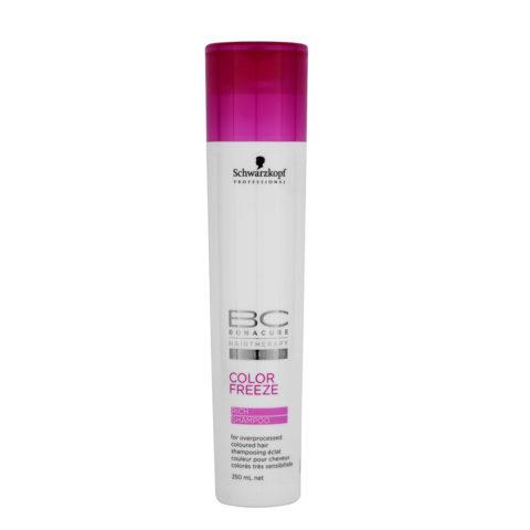 Schwarzkopf BC Bonacure Color Freeze Rich Shampoo 250ml - Shampoo für coloriertes Haar