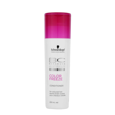 Schwarzkopf BC Bonacure Color Freeze Conditioner 200ml - Pflege für coloriertes Haar