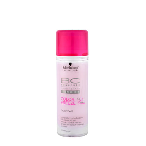 Schwarzkopf BC Bonacure Color Freeze CC Control Cream 150ml - Leave-In Creme Hitzeschutz