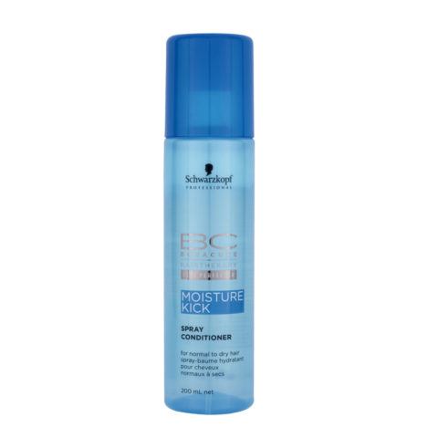 Schwarzkopf BC Bonacure Moisture Kick Spray Conditioner 200ml - Nährender Conditioner