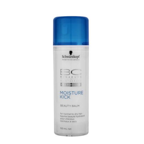 Schwarzkopf BC Bonacure Moisture Kick Beauty Balm 150ml - Feuchtigkeitspflege und Stylingbalsam