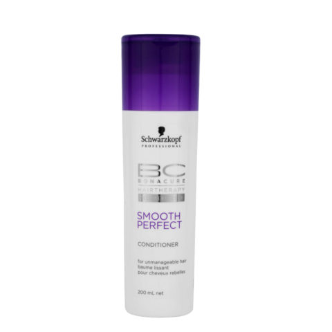 Schwarzkopf BC Bonacure Smooth Perfect Conditioner 200ml - Beruhigender Conditioner