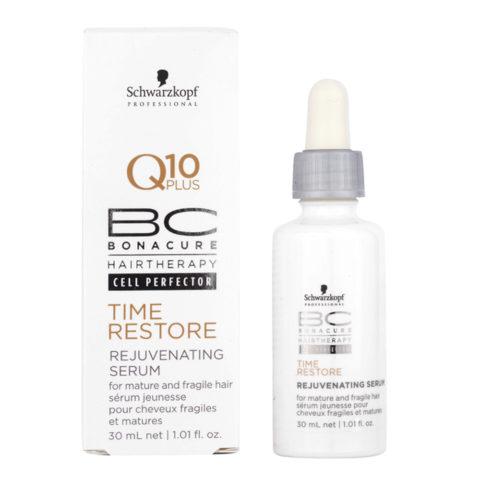 Schwarzkopf BC Bonacure Time Restore Rejuvenating Serum 30ml - serum mit Mehrfachnutzen