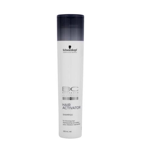 Schwarzkopf BC Bonacure Hair Activator Shampoo 250ml - revitalisierendes Shampoo