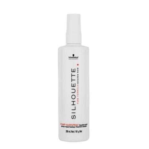 Schwarzkopf Silhouette Flexible Hold Pump Hairspray 200ml - Variables Spray